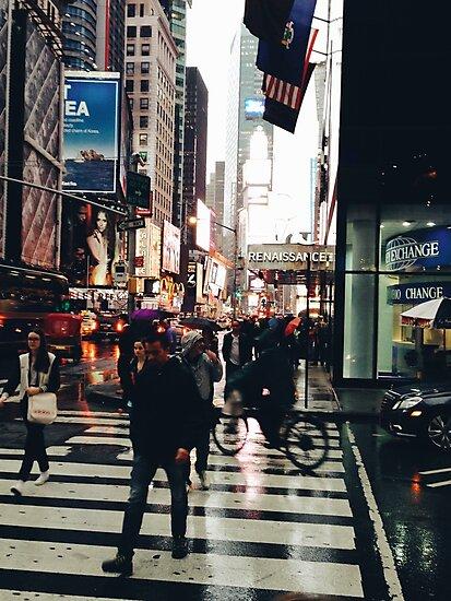 New York Street by alyssaschi