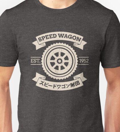 SPW - Speed Wagon Foundation shirt Unisex T-Shirt