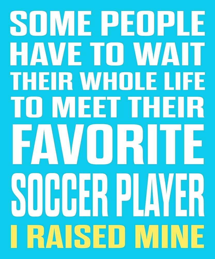 Favorite Soccer Player  by AlwaysAwesome
