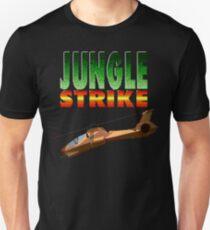 Jungle Strike (Genesis Title Screen) T-Shirt
