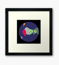 KAWS Framed Print