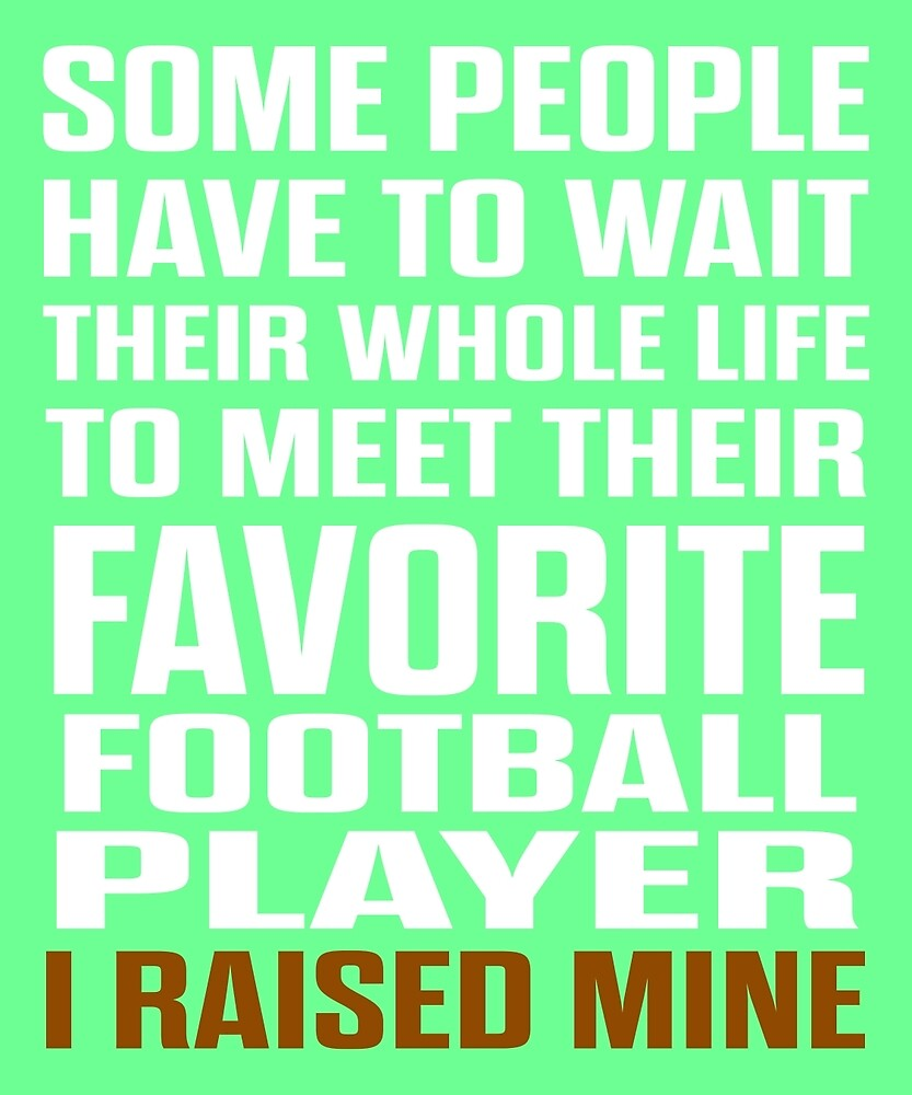 Favorite Football Player by AlwaysAwesome