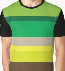 Stripes Graphic T-Shirt