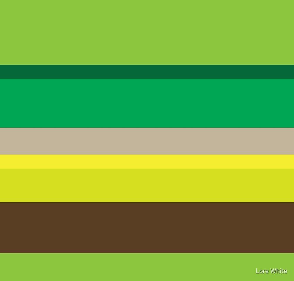 Stripes by Lore White