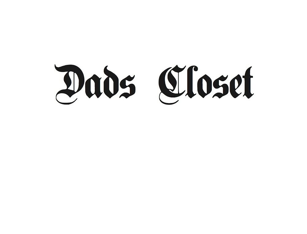 Dads Closet Bag by DadsCloset
