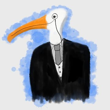 Albatross Butler by mindofamonkey