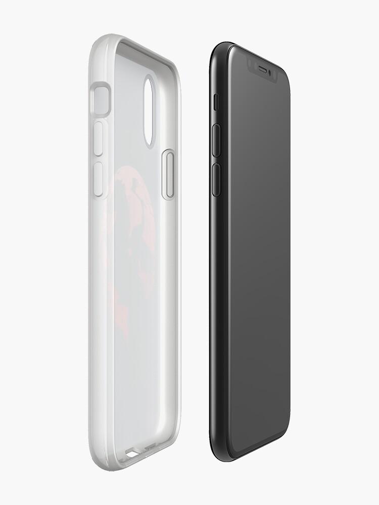 Alternative Ansicht von Kopfloser Reiter iPhone-Hüllen & Cover