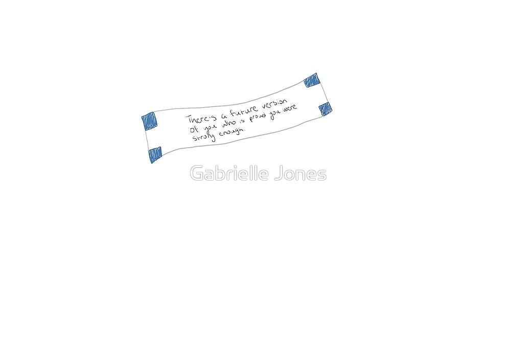 2017 fortune  by Gabrielle Jones