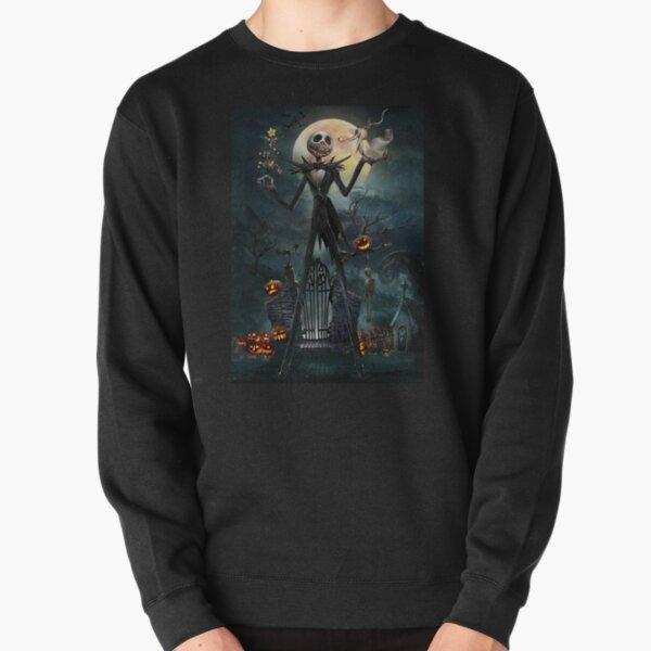 Jack Skellington Pullover Sweatshirt