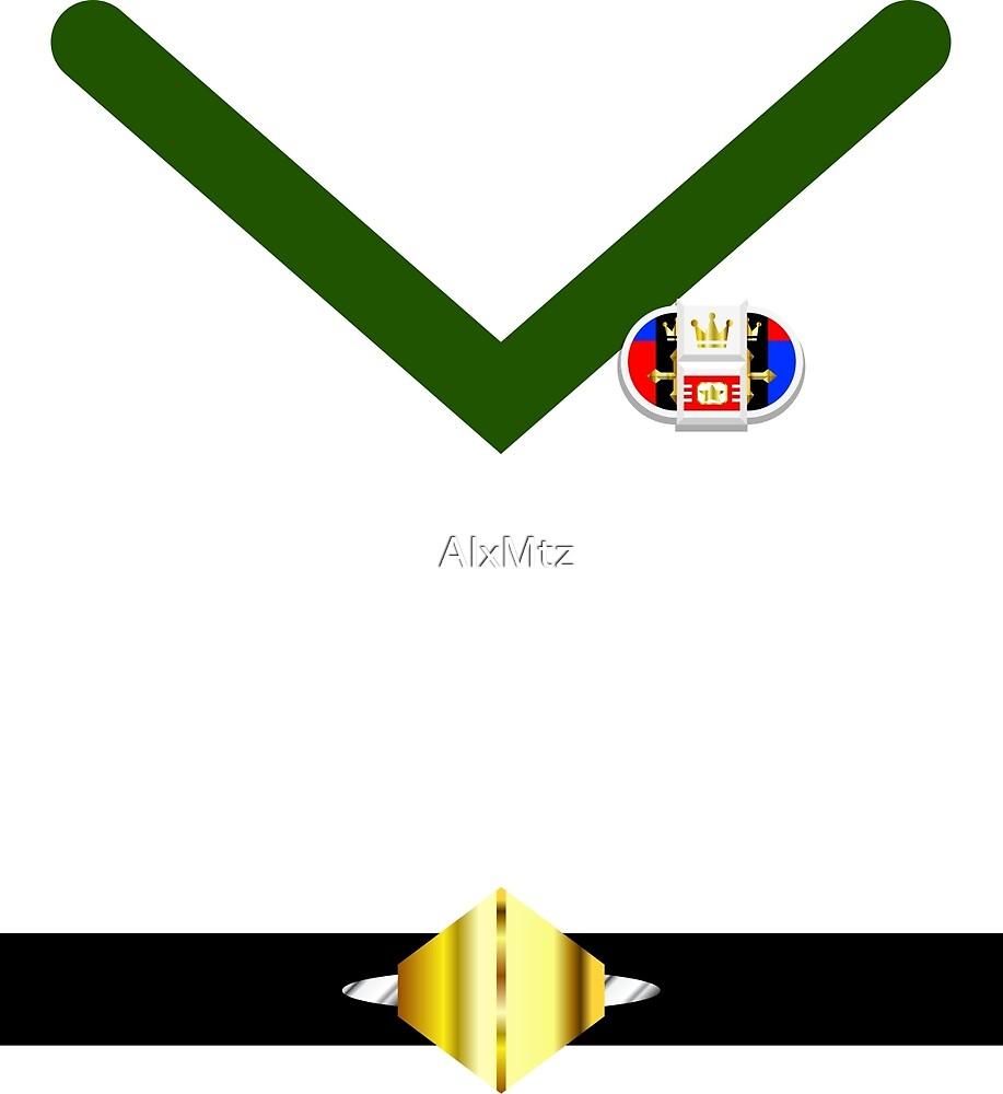Voltron Green Uniform by AlxMtz