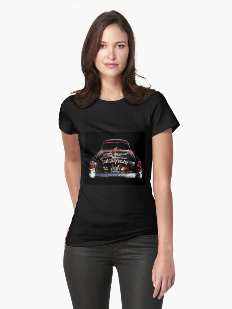 Lady Lincoln Womens T-Shirt Front