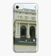 *Entrance to Government House Melbourne Vic. Australia* iPhone Case/Skin