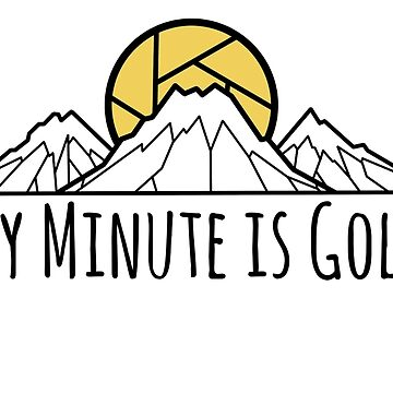 Every Minute Is Golden by emig