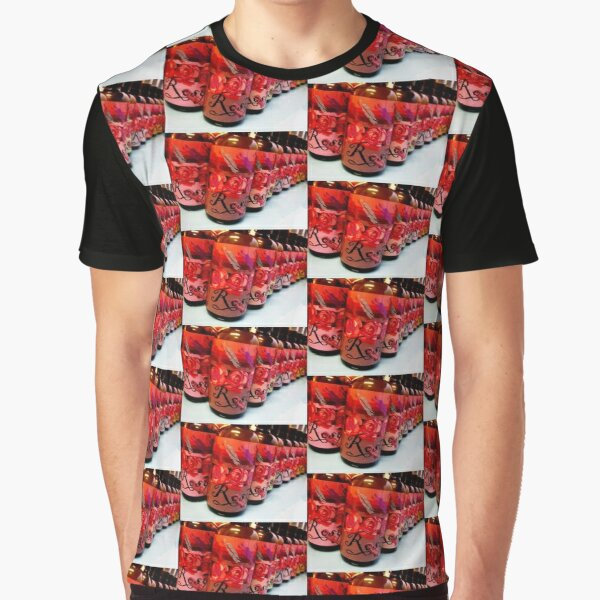 Rosy In Amber Collection IV Graphic T-Shirt