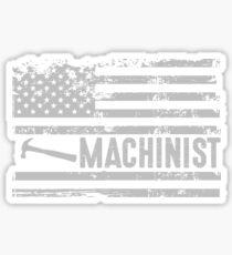 American Machinist Sticker