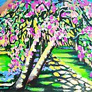 Blossom Time by marlene veronique holdsworth
