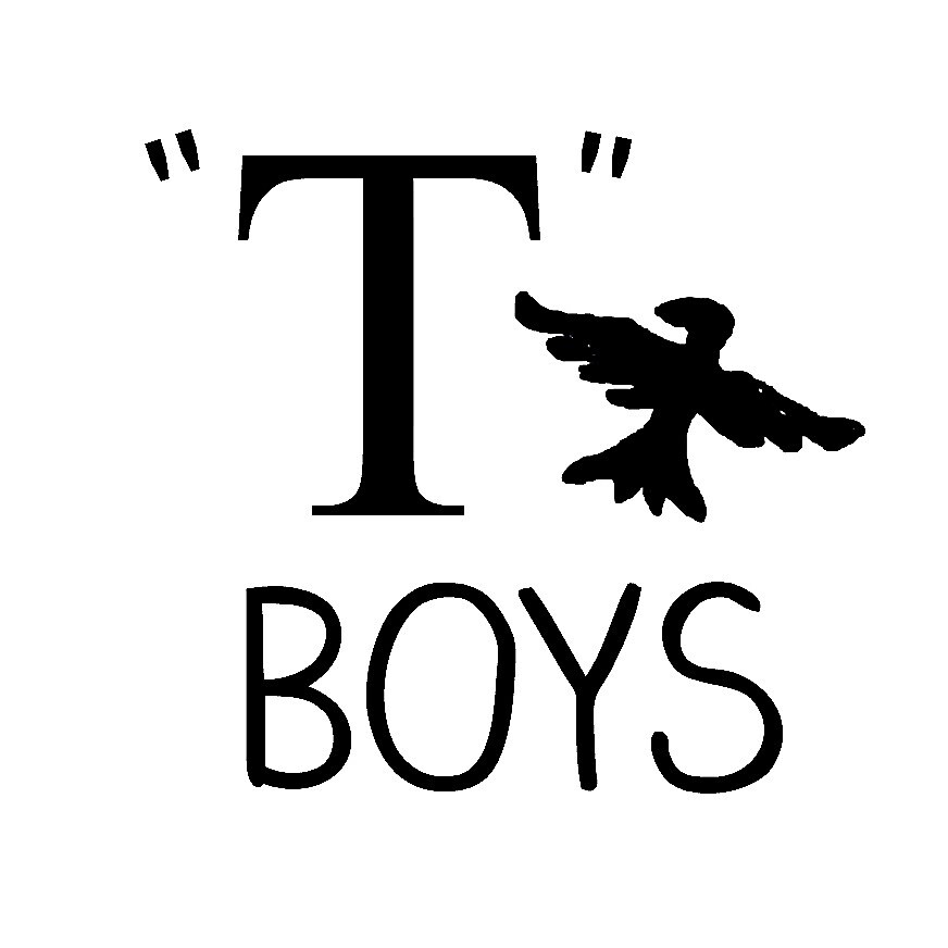 T BOYS by Oliver Jenkins