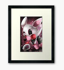 Foxy 2.0 Framed Print