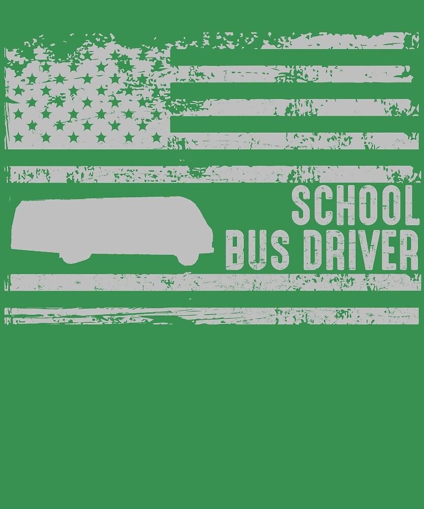 American School Bus Driver by AlwaysAwesome