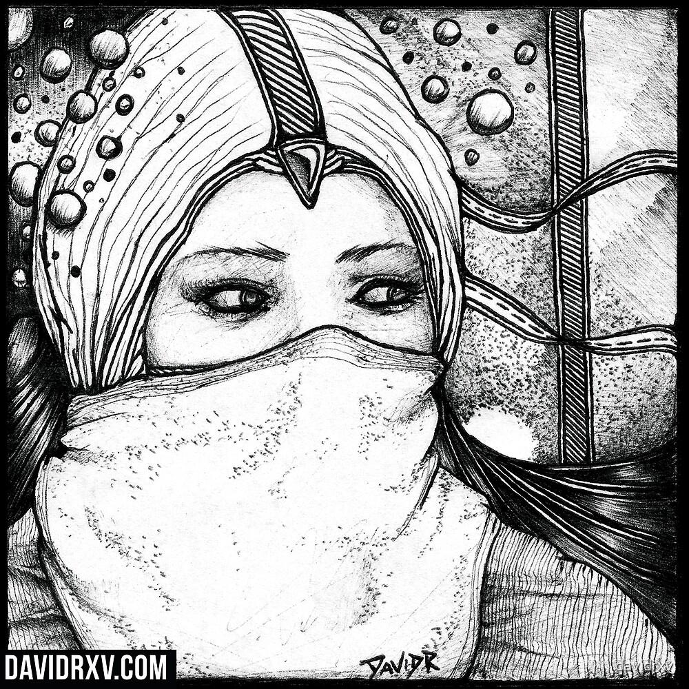 Veil  by davidrxv
