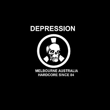 Depression Hardcore since 84 by smeerlamorte