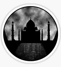 Taj Mahal Sticker