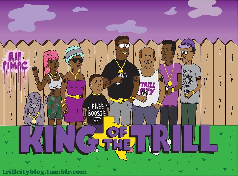 King Of The Trill by GoodKidMadCityx