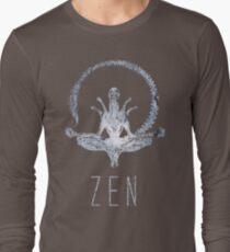 Alien Zen Long Sleeve T-Shirt