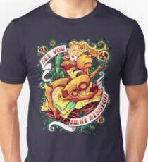 Samus Pin-Up T-Shirt