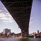 Sydney Harbour Bridge by BRogers