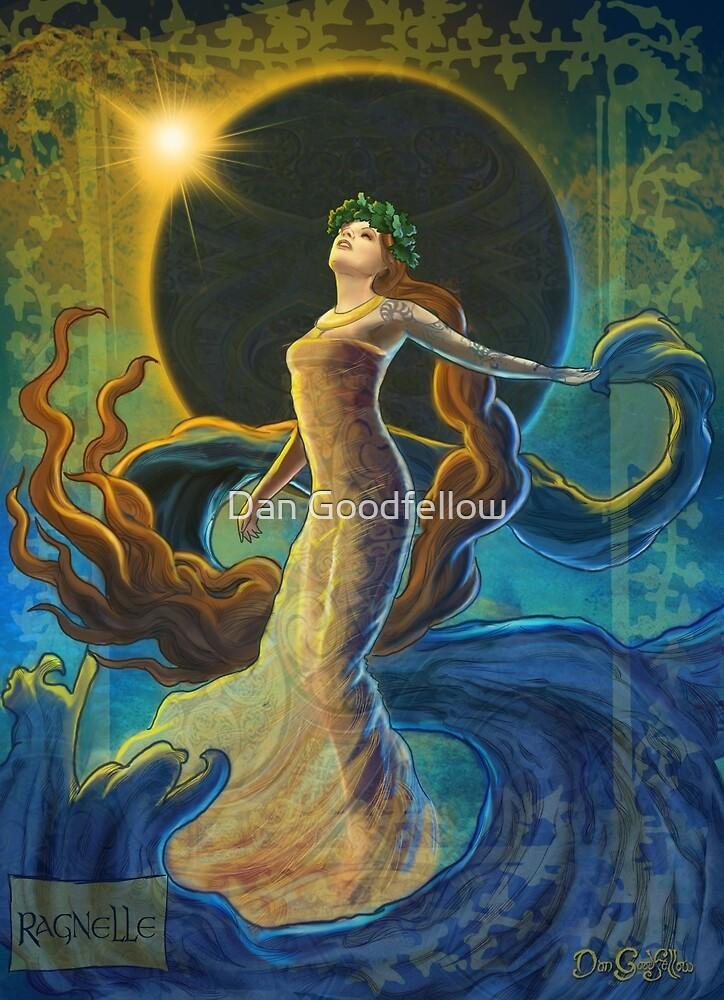 Goddess Ragnelle by Dan Goodfellow