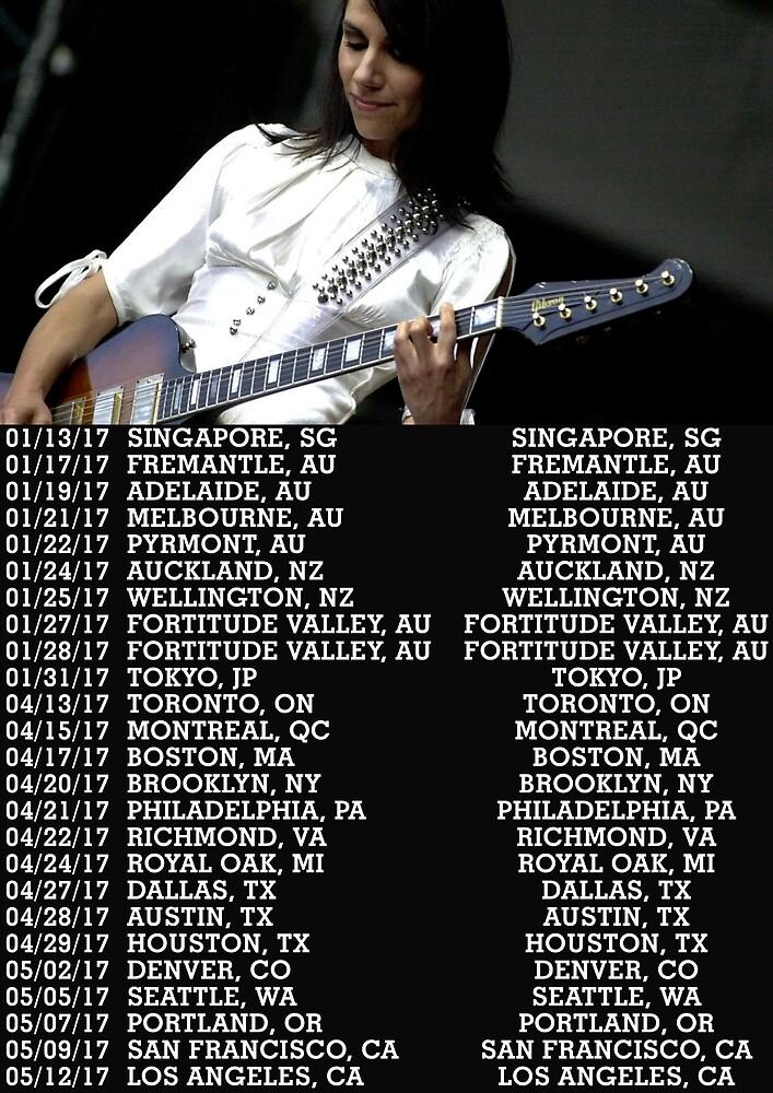 Date PJ Harvey 11 by puguhdantara