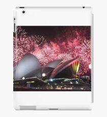 Sydney Opera House up in Lights iPad Case/Skin