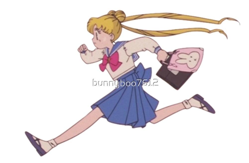 Sailor Moon  by bunnyboo7612