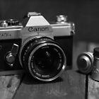 Vintage Canon by Keith G. Hawley