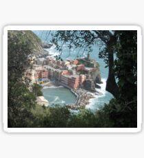 Vernazza, La Cinque Terre Sticker