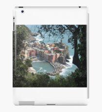 Vernazza, La Cinque Terre iPad Case/Skin
