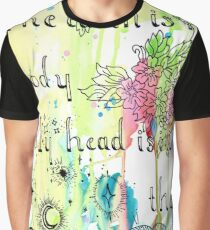 My Head is in the Stars Graphic T-Shirt