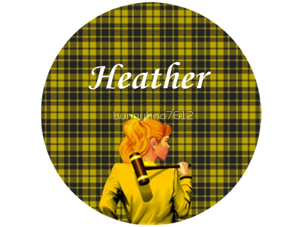 Heather McNamara  by bunnyboo7612
