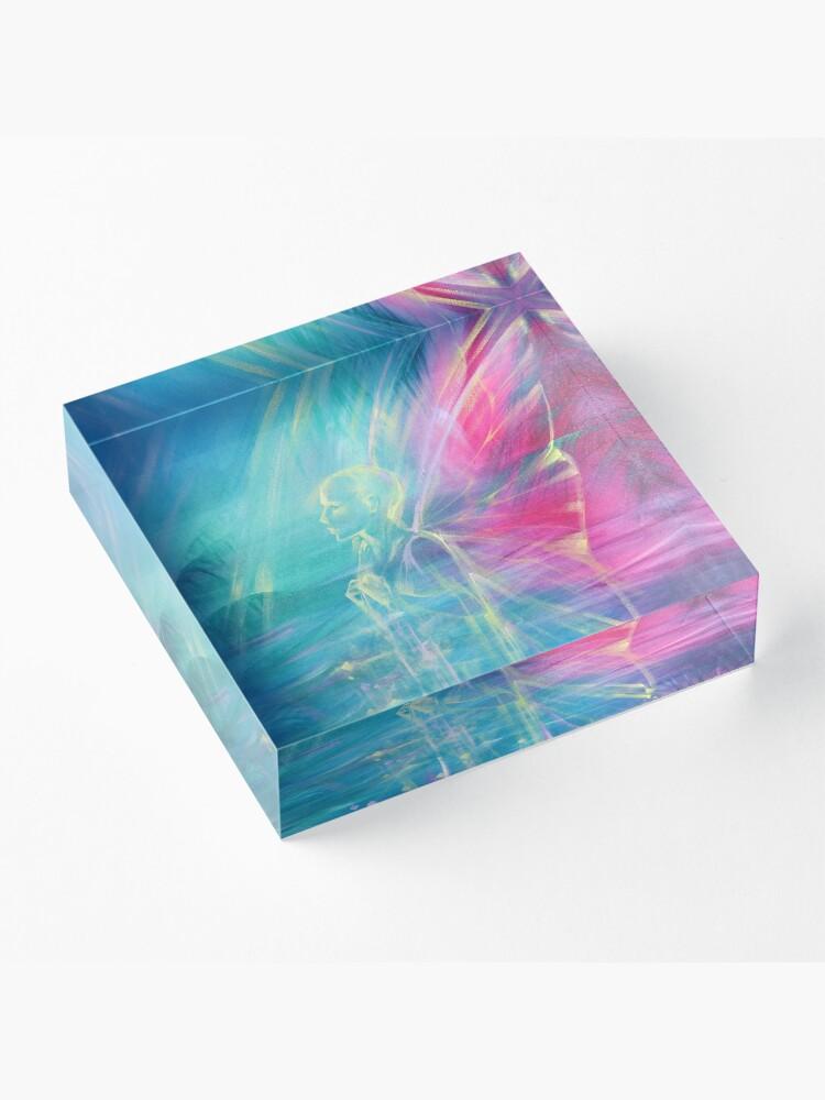 Alternate view of Fairy Self Acrylic Block