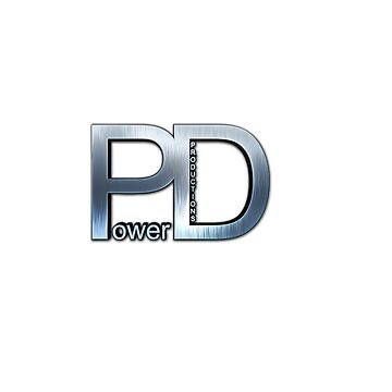 PowerD Productions Logo by PowerD
