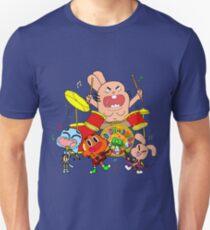 The Band (The Amazing World Of Gumball) Unisex T-Shirt