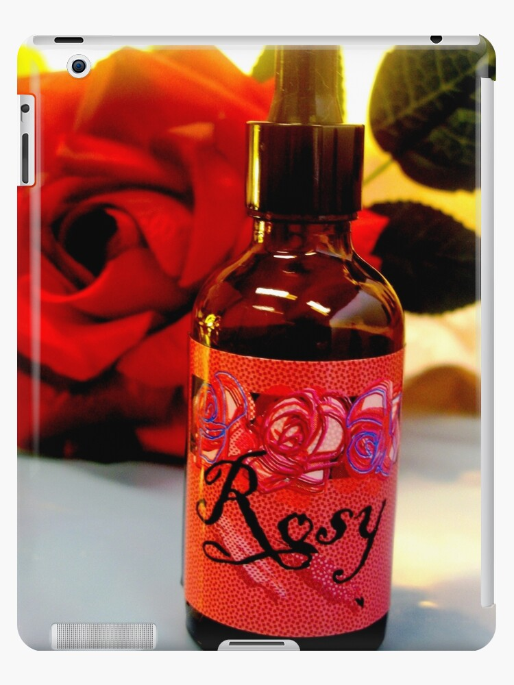 Rosy in Amber Collection VI by Sharon Goldsworthy