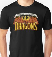 More Dragons T-Shirt