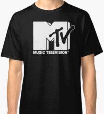 MTV Logo 3 Classic T-Shirt