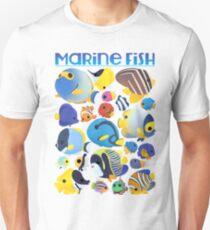 Marine Fish Collection 1 T-Shirt