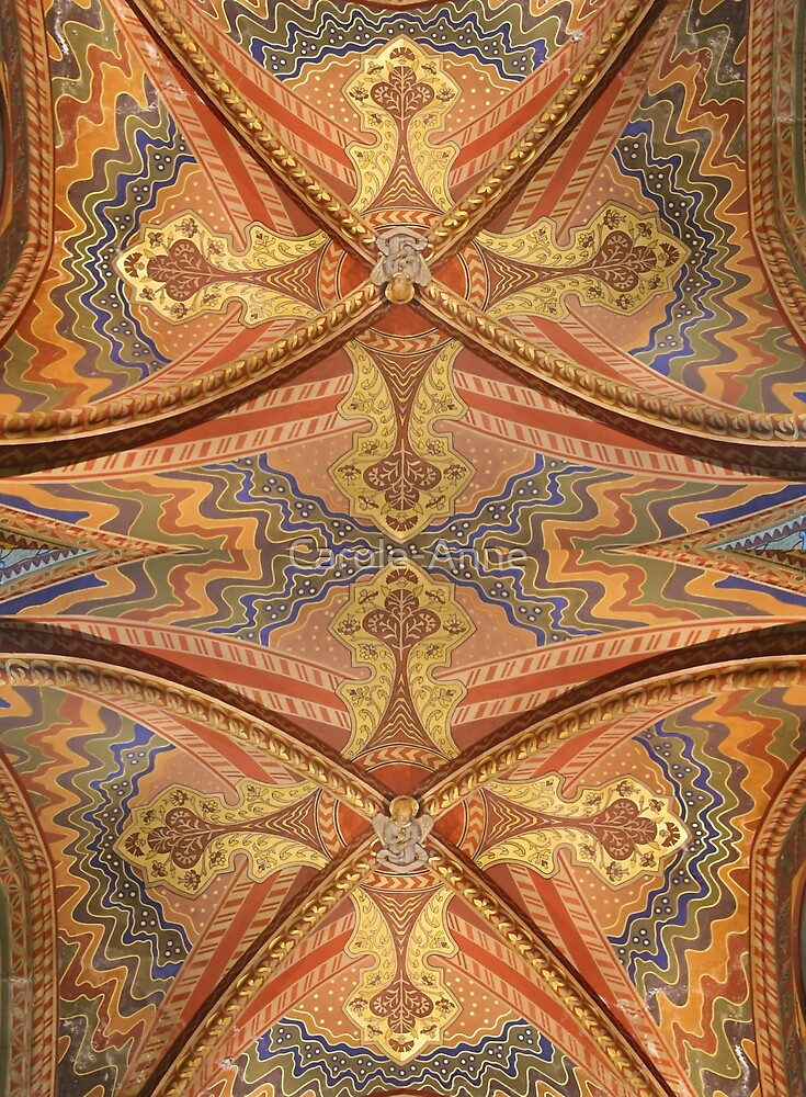Ceiling Pattern by Carole-Anne