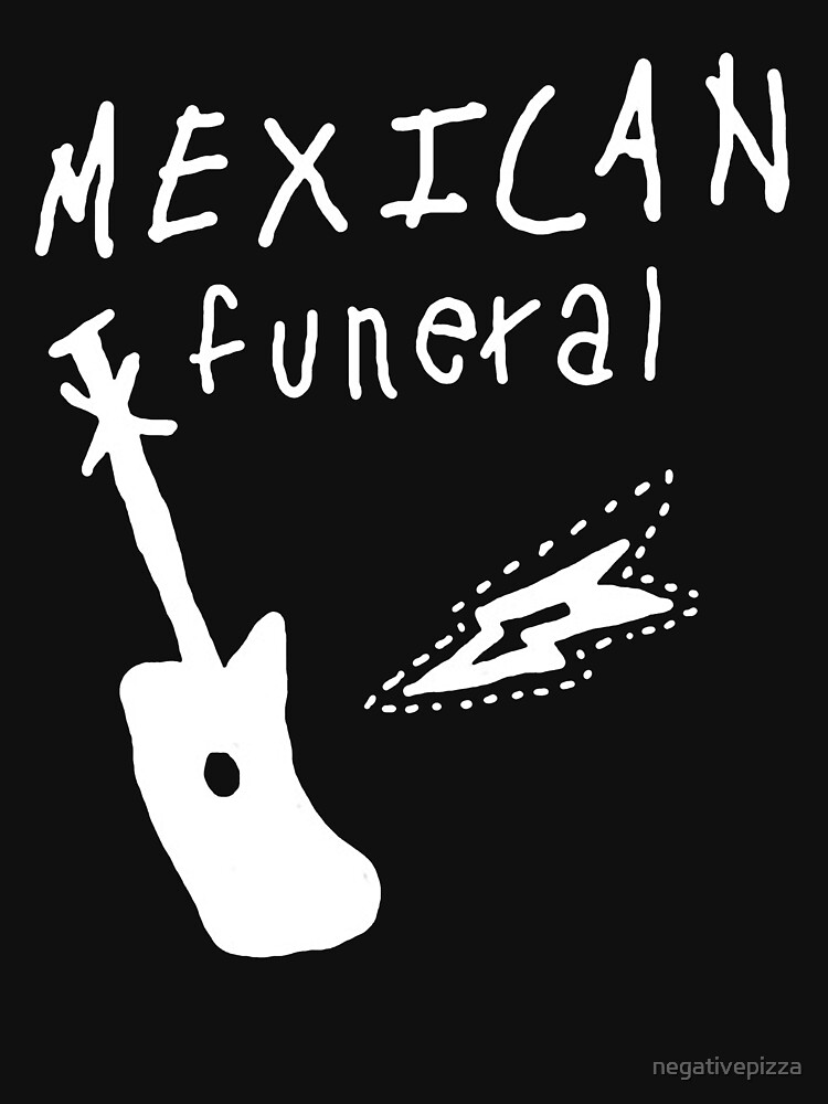 Mexican funeral Dirk Gently band shirt design  | Unisex T-Shirt