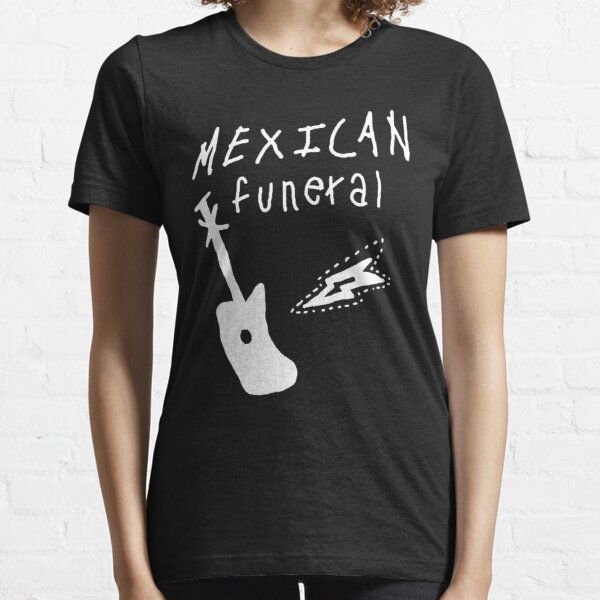 Mexican funeral Dirk Gently band shirt design  Essential T-Shirt