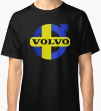 Volvo Swede Carbon Fiber Classic T-Shirt